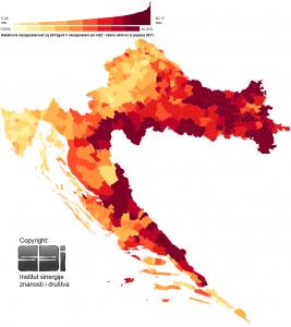 Mapa_nezaposlenost_relativna_prosinac2013